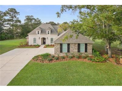Madisonville Single Family Home For Sale: 425 Katie Court