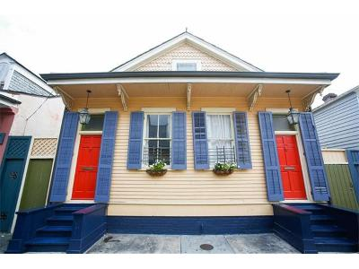 New Orleans Condo For Sale: 1016 St Ann Street #1016