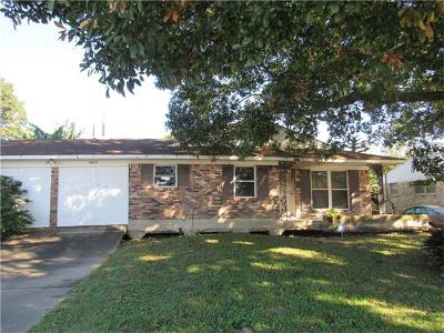 Metairie Single Family Home Pending Continue to Show: 6813 Kawanee Avenue