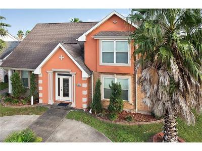 Mereaux, Meraux Single Family Home For Sale: 3401 Debouchel Boulevard