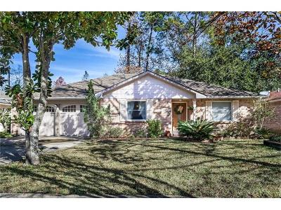 Single Family Home For Sale: 235 Ridgewood Circle