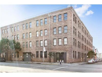 New Orleans Condo For Sale: 404 Notre Dame Street #PH3