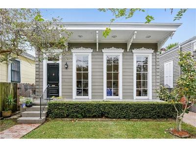 New Orleans Multi Family Home For Sale: 314 Henry Clay Avenue
