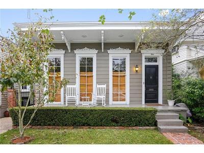 New Orleans Multi Family Home For Sale: 318 Henry Clay Avenue