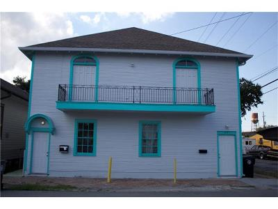 New Orleans Multi Family Home For Sale: 1242 Clouet Street