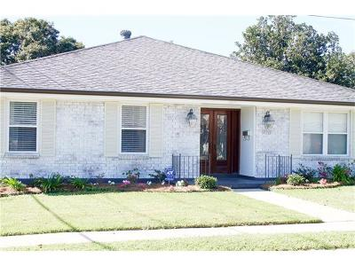 Single Family Home For Sale: 828 W William David Parkway