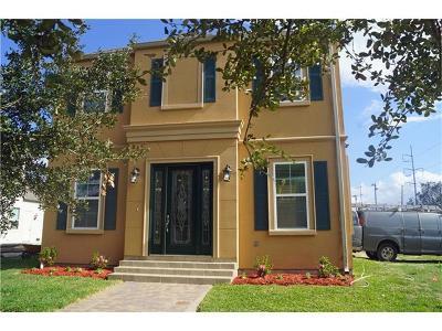 Kenner Single Family Home For Sale: 3513 Grandlake Boulevard