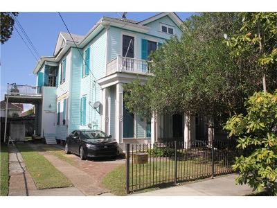 New Orleans Multi Family Home For Sale: 2128 Marengo Street