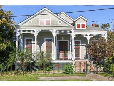 New Orleans Single Family Home For Sale: 129 S Dupre Street