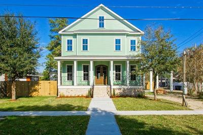 New Orleans LA Single Family Home For Sale: $780,000