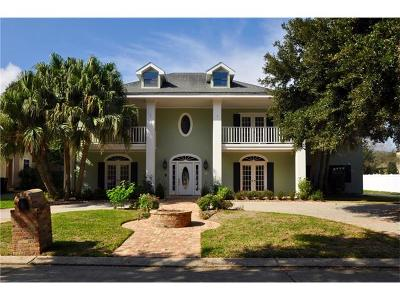Kenner Single Family Home For Sale: 17 Chateau Haut Brion Drive
