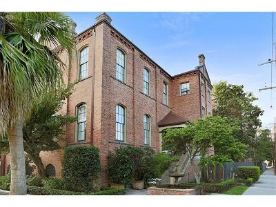 New Orleans Condo For Sale: 4843 Chestnut Street #4843