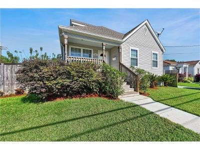 New Orleans Single Family Home For Sale: 3461 Desaix Boulevard