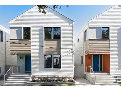 New Orleans Single Family Home For Sale: 2757 Bienville Street