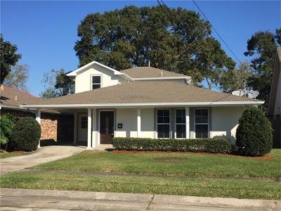Metairie Single Family Home For Sale: 4517 Jasper Street