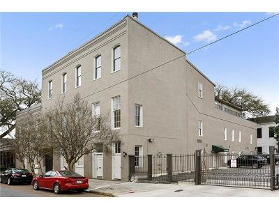 New Orleans Condo For Sale: 3400 Magazine Street #7
