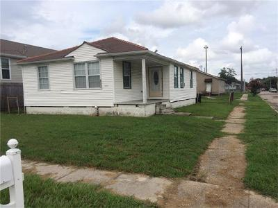 New Orleans Single Family Home For Sale: 5501 Wickfield Drive