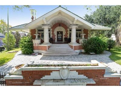 New Orleans Single Family Home For Sale: 4506 Canal Street