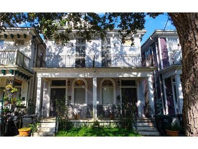 New Orleans Single Family Home For Sale: 209 S Solomon Street