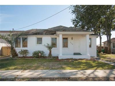 Jefferson Single Family Home For Sale: 339 Harding Street