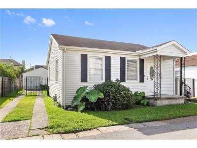 Metairie Single Family Home For Sale: 809 Rosewood Drive