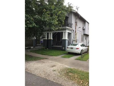 New Orleans Multi Family Home For Sale: 5229 Coliseum Street