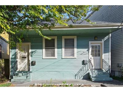 New Orleans Multi Family Home For Sale: 341 Joseph Street