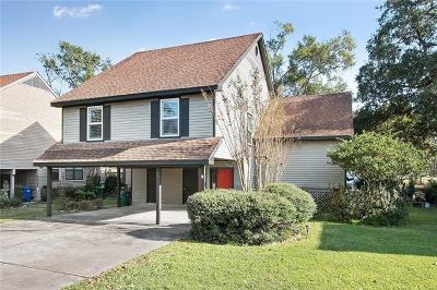 Slidell Single Family Home For Sale: 24 Chamale Cove
