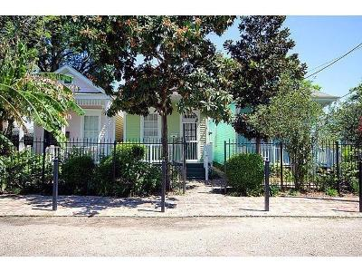 New Orleans Multi Family Home For Sale: 8319-23 Plum Street