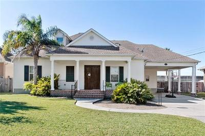 New Orleans LA Single Family Home For Sale: $579,900