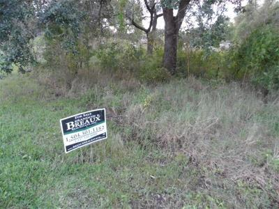 Residential Lots & Land Pending Continue to Show: 5421 Jean Lafitte Boulevard
