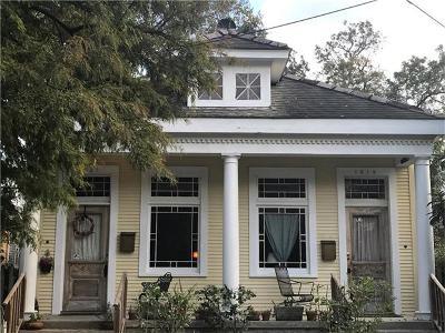 New Orleans Multi Family Home For Sale: 1019 Burdette Street