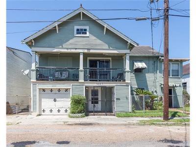 New Orleans Single Family Home For Sale: 2247 N Villere Street