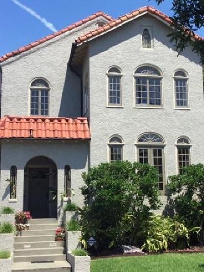 New Orleans Multi Family Home For Sale: 2701-03 Octavia Street