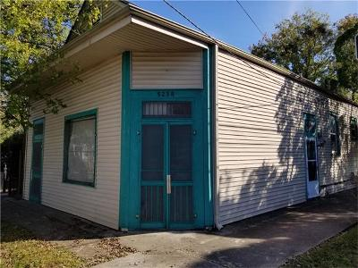 New Orleans Single Family Home For Sale: 5238 Laurel Street