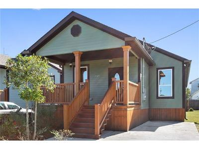 New Orleans Single Family Home For Sale: 3329 Pine Street