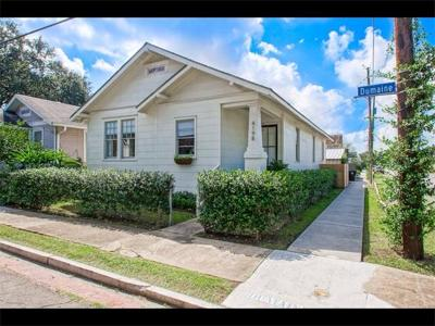 New Orleans Single Family Home Pending Continue to Show: 4198 Dumaine Street