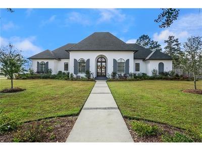 Madisonville LA Single Family Home For Sale: $509,000