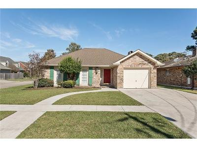 Metairie Single Family Home For Sale: 3713 Scofield Street
