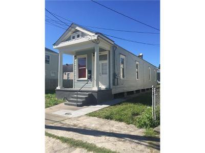 New Orleans Multi Family Home For Sale: 2837 Danneel Street
