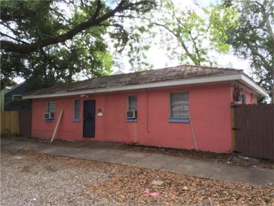 New Orleans Multi Family Home For Sale: 2312 St Bernard Avenue