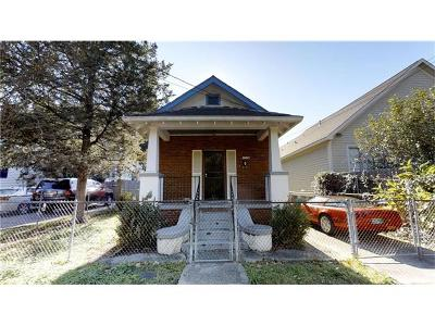 New Orleans Single Family Home For Sale: 7724 Dominican Street