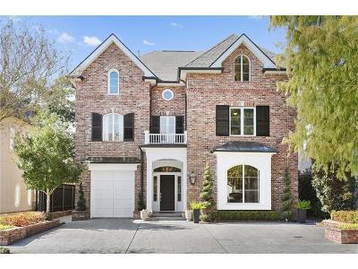 Metairie Single Family Home For Sale: 306 Dorrington Boulevard