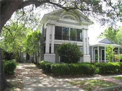 New Orleans Single Family Home Pending Continue to Show: 911 Henry Clay Avenue