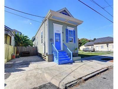 New Orleans Single Family Home For Sale: 1636 Frenchmen Street