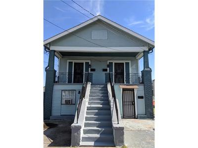 New Orleans Multi Family Home For Sale: 1941-1943 Painters Street