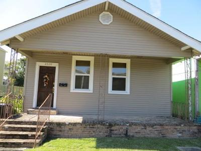New Orleans Single Family Home For Sale: 2820 Upperline Street