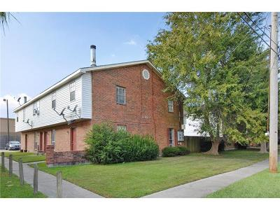 Kenner Multi Family Home Pending Continue to Show: 3021 Phoenix Street