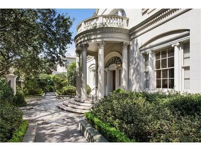New Orleans Single Family Home For Sale: 2211 Prytania Street