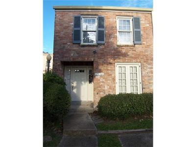 New Orleans Condo For Sale: 1019 Eighth Street #-